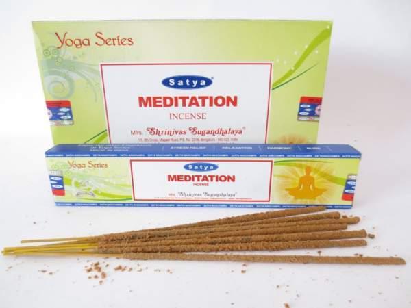 Satya Yoga Series Meditation