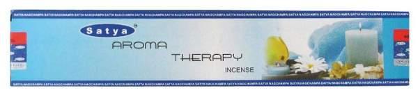 """Satya Sai Baba Ayurveda Serie """"Aroma Therapy"""" 15gr."""