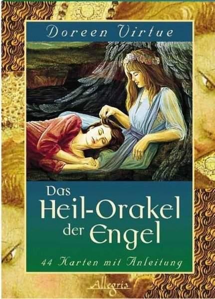 Virtue, D: Heilorakel der Engel/44 Orakle-Ktn.