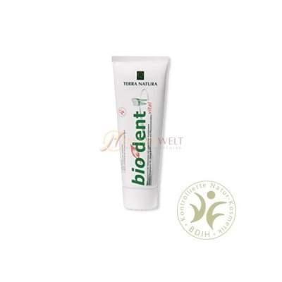 Biodent basic - Basische Zahncreme mit pH 7,9 - 75 ml