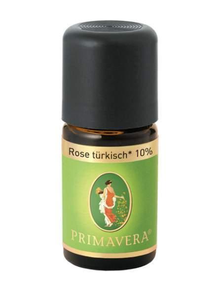 Rose türk. bio 10 % 5 ml