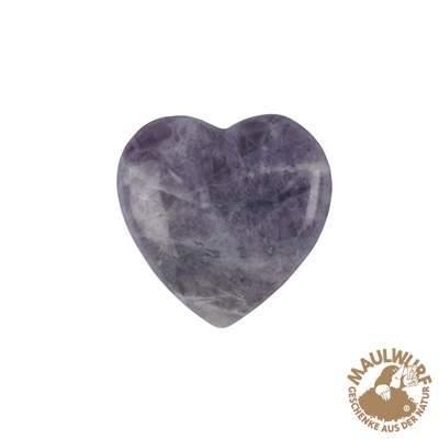 Herz, Fluorit (violett), 4,0cm (VPE: 1.0 St./pc)