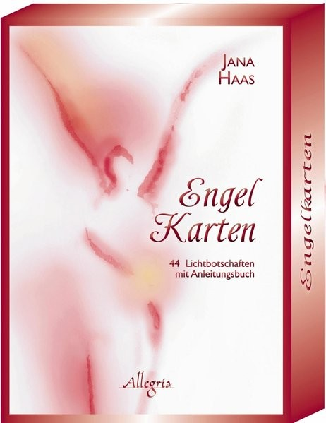 Haas, J: Engel Karten