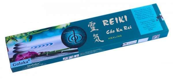 "Goloka Reiki Serie Cho Ku Rei ""Healing"" 15gr."