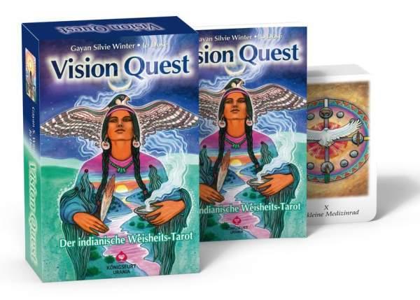 Winter, G: Vision Quest - der indianische Weisheitstarot