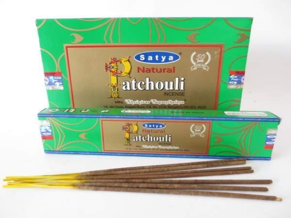Satya Natural Patchouli