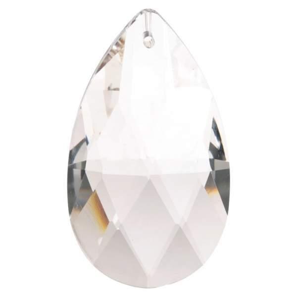 Regenbogen-Kristalle Tropfen - AAA Qualität -- 2.9x5 cm