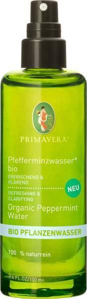 Pfefferminzwasser bio 100 ml