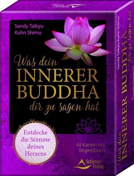 Kuhn Shimu, S: Was dein innerer Buddha dir zu sagen hat