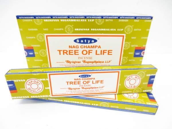 Satya Nag Champa Tree of Life
