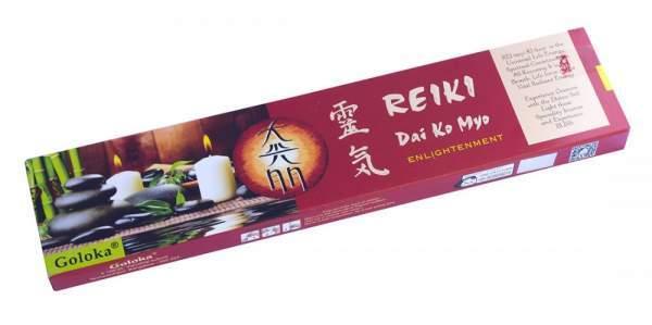 "Goloka Reiki Serie Dai Ko Myo ""Enlightenment"" 15gr."
