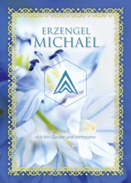 Ritualkarte Erzengel Michael