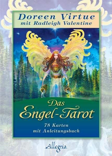 Virtue, D: Engel-Tarot/Kartendeck