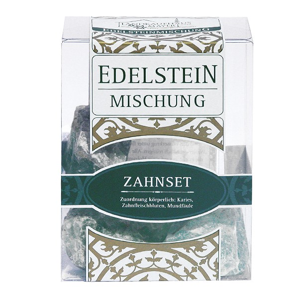 Edelstein-Zahnset 200g