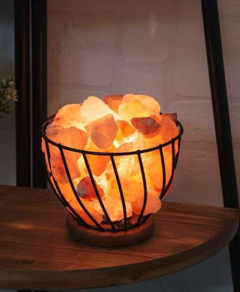 Salzlampe-die-leuchtet
