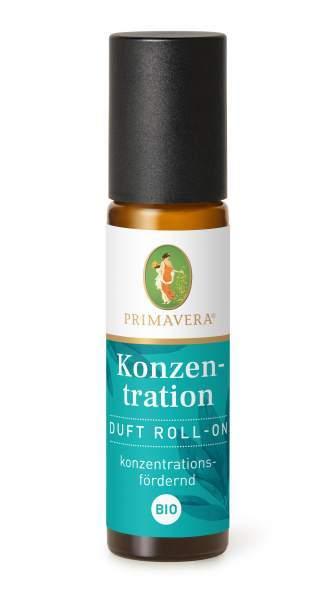 Konzentration Duft Roll-On bio 10 ml