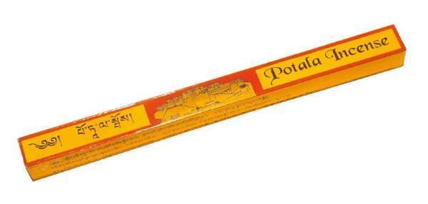 """Räucherstäbchen Tibet """"Potala Incense"""" 25St."""