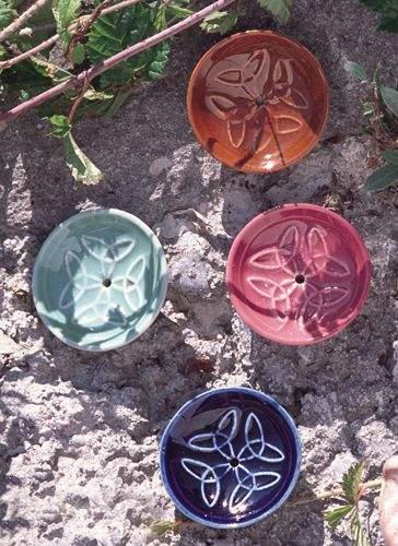 Keramik rund(VPE: 4 Stück)