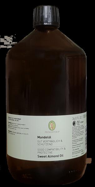Mandelöl 1000 ml