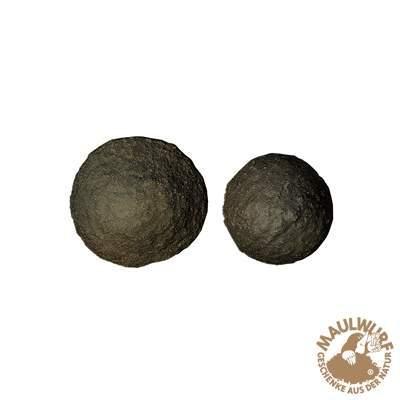 Moqui-Marble, Paar, ca. 1,5 - 2cm