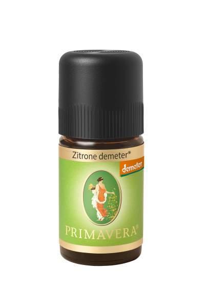 Zitrone demeter 5 ml