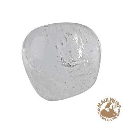 Trommelsteine Bergkristall, 3,0 - 4,0cm (XL) (VPE: 500g)