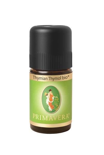 Thymian Thymol bio 5 ml