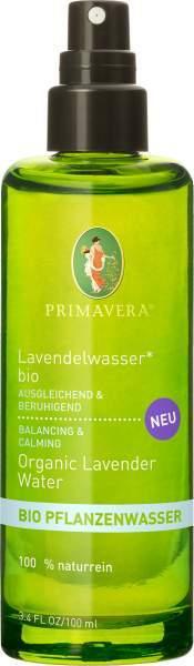 Lavendelwasser bio 100 ml