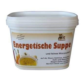 Energetische Suppe