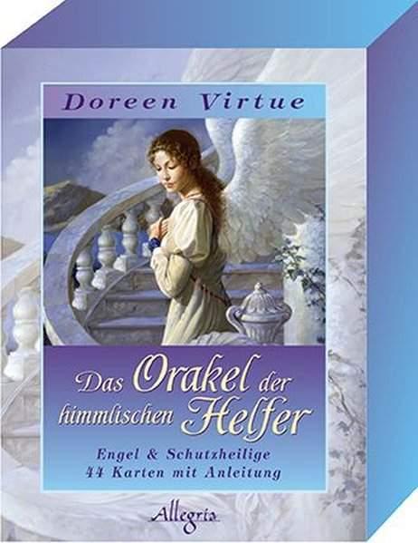 RESTPOSTEN Virtue, D: Orakel der himmlischen Helfer/44 Karten