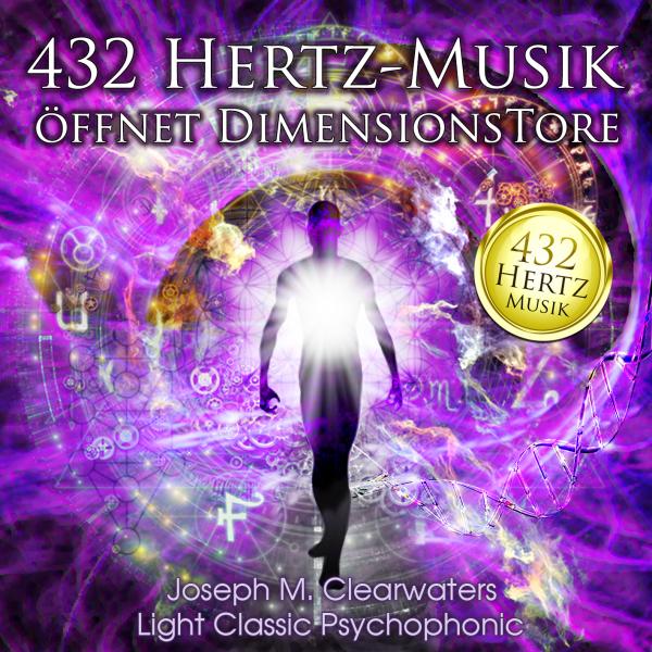 432 Hertz-Musik - Öffnet Dimensionstore