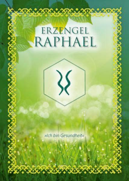Ritualkarte Erzengel Raphael