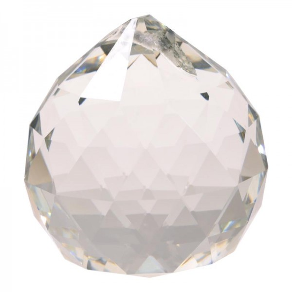 Regenbogen-Kristalle Kugel AAA Qualität M -- 3 cm