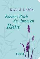 Dalai Lama: Kleines Buch der inneren Ruhe