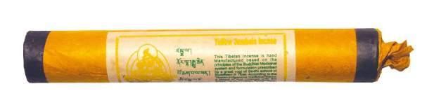 """Mandala Incense """"Yellow Jambala"""""""