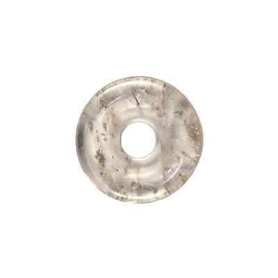 Donut Rauchquarz, 30mm