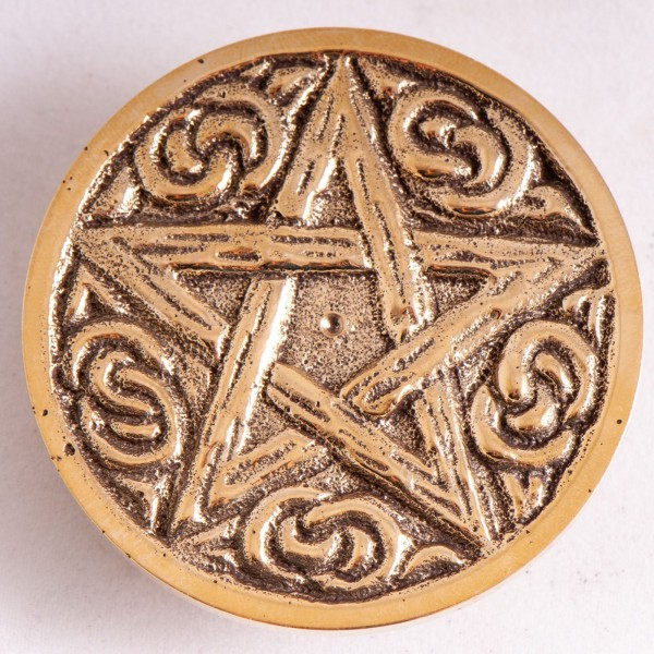 Münze Pentagramm