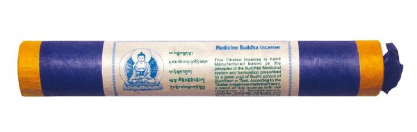 "Mandala Incense ""Medicine Buddha"""