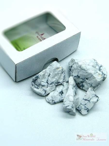 Magnesit Wassersteine, mind. 100g - quintESSENCE Wassersteine