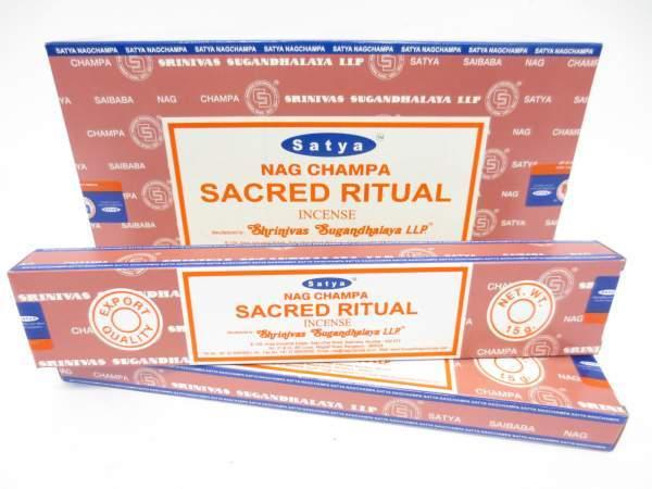 Satya Sacred Ritual