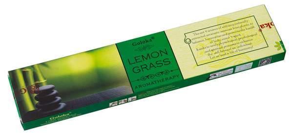 "Goloka Aromatherapy ""Lemongrass"" 15gr."