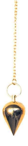 Pendel aus Messing 2,5cm