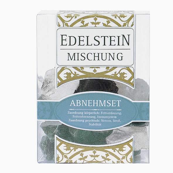 Edelstein-Abnehmset 200g