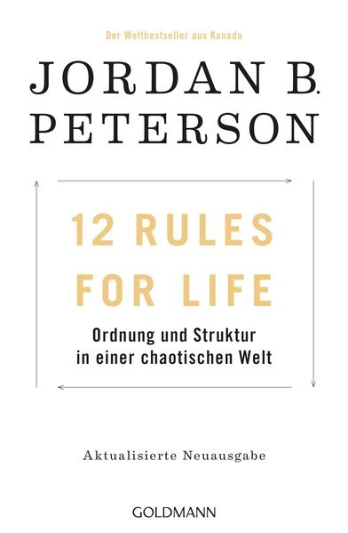 Peterson, J: 12 Rules For Life