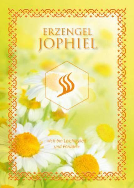 Ritualkarte Erzengel Jophiel