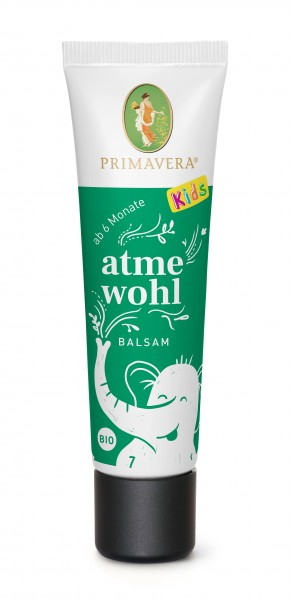 Atmewohl Baby & Kinder Balsam bio 30 ml