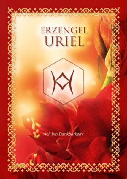 Ritualkarte Erzengel Uriel
