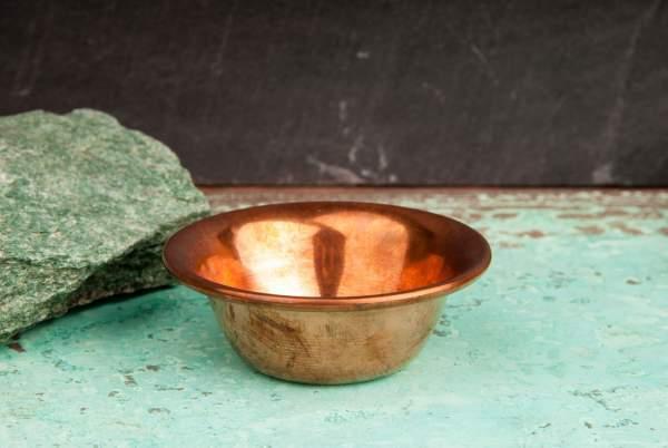 Räucherschale Kupfer, schlicht