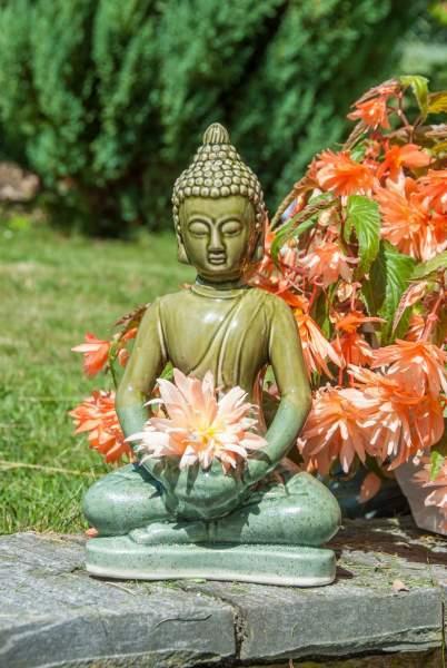 Keramik Buddha