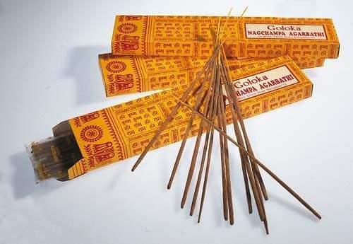 Goloka Nag Champa 15 g(VPE: 12 Stück)